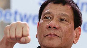 Duterte awakens the sleeping  Philippine social volcano