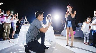 Kaye Abad, Paul Jake Castillo now engaged