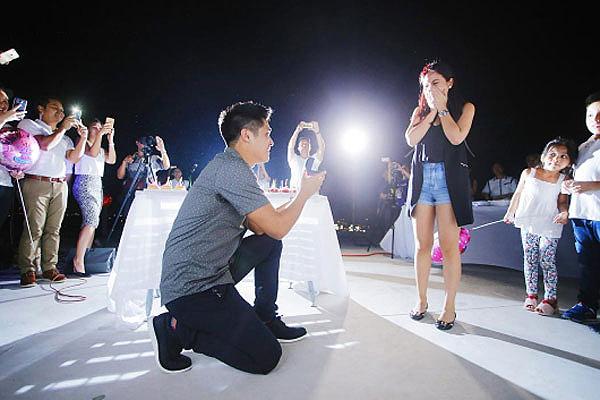 Kaye Abad, Paul Jake Castillo now engaged