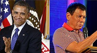Obama congratulates Duterte