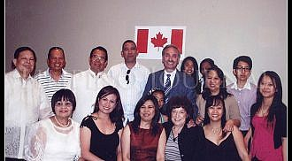 Canadian Citizenship Ceremony welcomes 73 new Canadians…