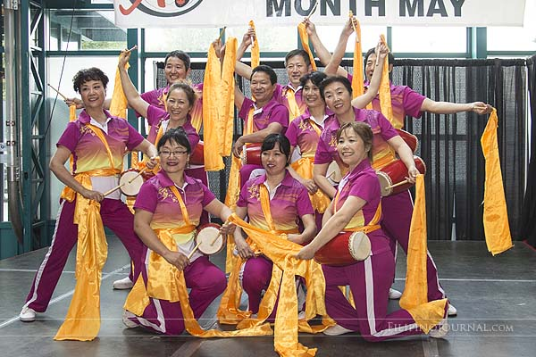 Asian Heritage Month of May celebrates the sounds and colours of Asian culture at the Forks