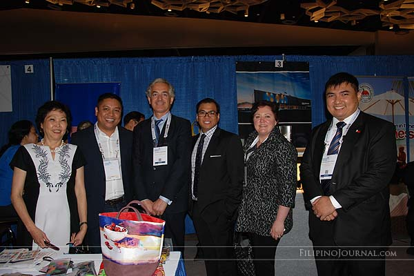 Philippine products and services at Winnipeg Centrallia