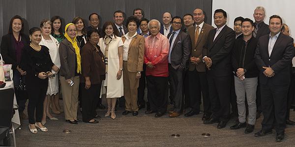 Centrallia & Philippine Trade Mission to Winnipeg