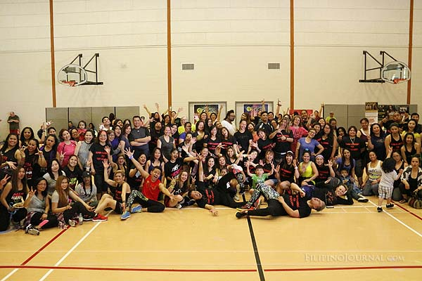 Zumba for Fort McMurray Fundraiser at North Centennial