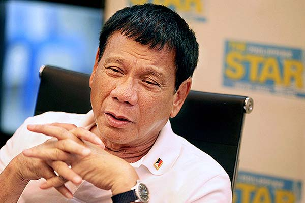 Duterte to hold 1st Cabinet meeting on June 30