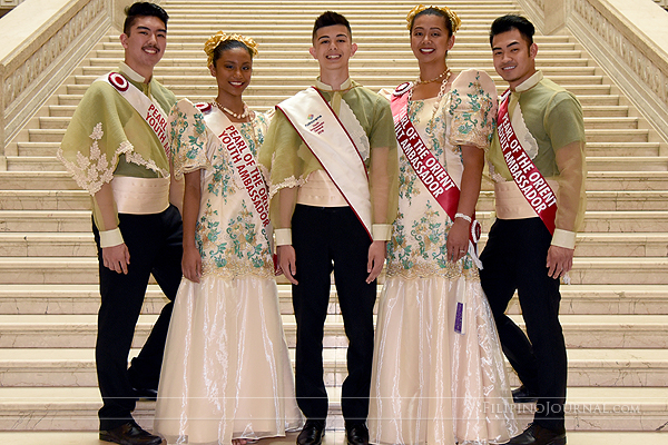 2016 Pearl of the Orient Philippine Pavilion Ambassadors