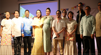 SOFEA celebrates 118th Philippine Independence and Heritage Day Celebration
