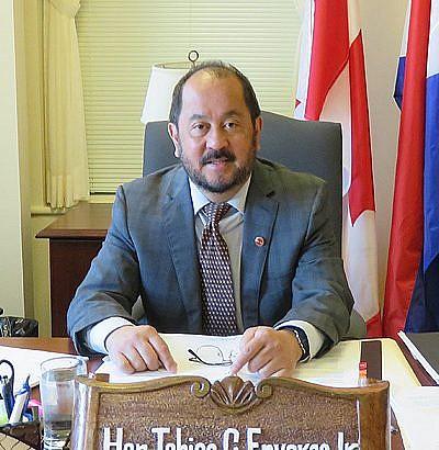 Senator Enverga welcomes international Court's ruling