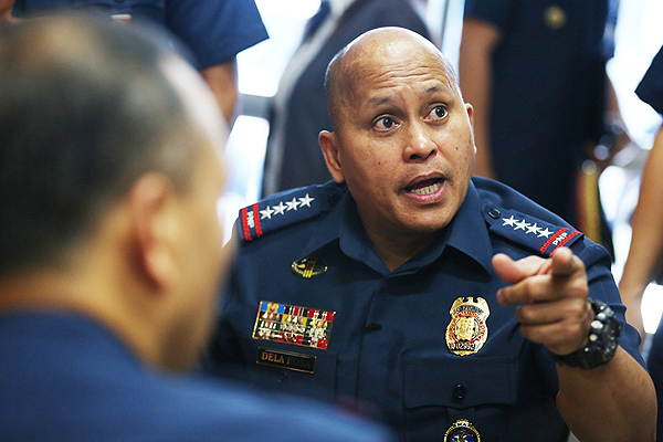 Duterte to reveal more cop involvement in drugs