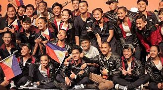 UPeepz dancers get international recognition