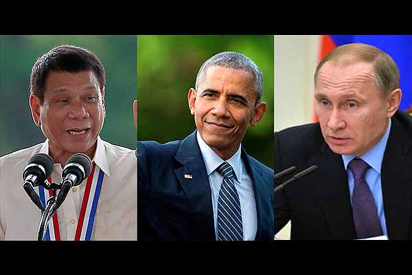 Duterte to meet with Obama, other heads of state