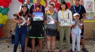 Larong Pinoy Tournament a Success