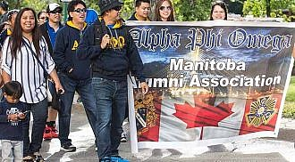 Wonders of Philippine culture, heritage and artistry lights up downtown Winnipeg