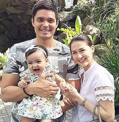 Marian relishes role as hands-on-mom