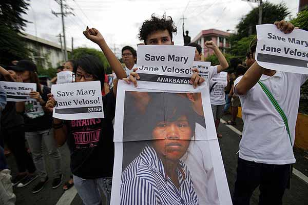 DOJ mulls possible release of Mary Jane Veloso