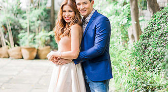 AlDub getting married, shares prenup photos