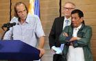 Duterte mulls joint operations with Malaysia vs Abu Sayyaf
