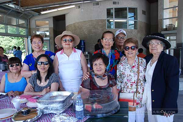 OFSAM picnic brings officers, members and friends together