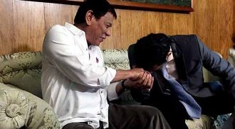 Duterte grants Robin Padilla absolute pardon