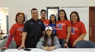 Division 1 Dream: Raizel Guinto Commits to Louisiana Tech