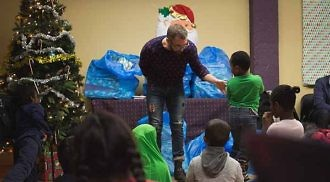 Immigrant Centre hosts Annual Holiday Feast for Newcomers
