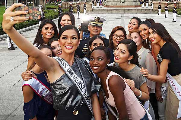 Tickets to Miss Universe to sell at P8,000 to P50,000