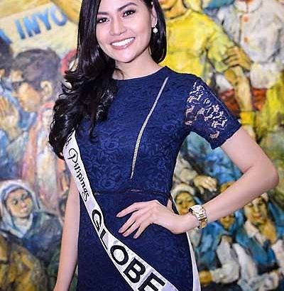 PH bet proclaimed after two days as 3rd runner-up in Miss Globe 2016