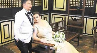 Rosanna Roces ties the knot with lesbian partner