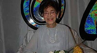 Clarita Ortega Nazario is 75 and counting!
