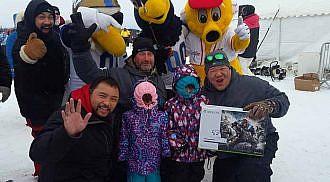 KidFish Ice Derby