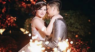 Camille Prats, VJ Yambao tie the knot