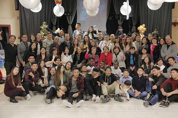Ilag Family New Year's Eve Party