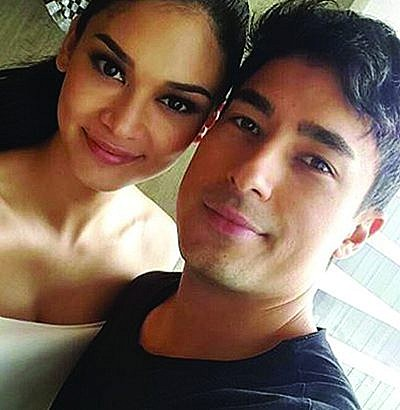 Pia Wurtzbach, Marlon Stockinger officially together