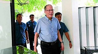 Aquino urges LP members to speak up