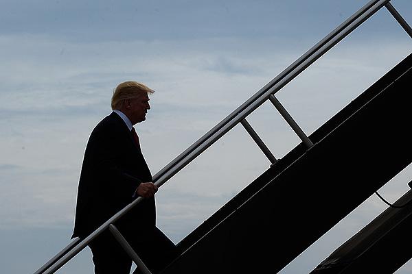 Palace says Trump may attend ASEAN November meeting