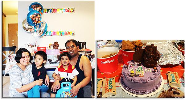 Happy Birthday Adam Filipino Journal