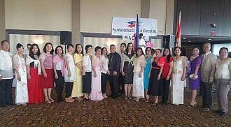 "Independence Ball celebrates 119th Philippine Independence highlighting ""Our Stories"" and ""Circle of Friends"""