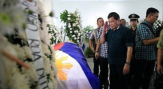 Malacañang declares four-day national mourning