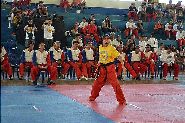 Nemchel Sarmiento wins multiple medals at World Sikaran Tournament