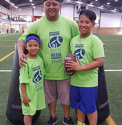 8th Annual Doug Brown KidSport Winnipeg Football Camp & Media Challenge