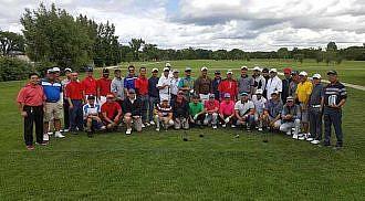 The Philippine Open at Kildonan Park Golf Course