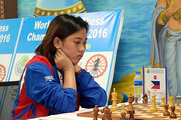 Frayna stays unbeaten in Germany chess tourney