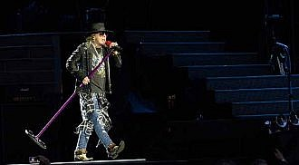 A New Appetite for Guns N' Roses (Aug. 24, Investors Group Field)