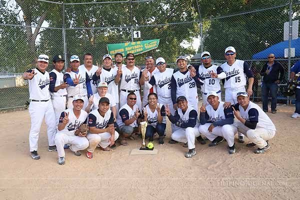 Filipino Softball League 2017