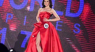 Crowd favorite Laura Lehmann is Miss World 2017