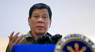 Duterte declares liberation of Marawi