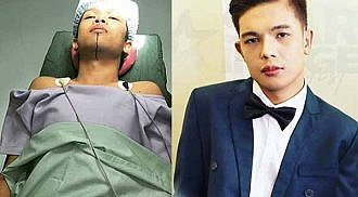 Better-looking Xander Ford is still Marlou inside