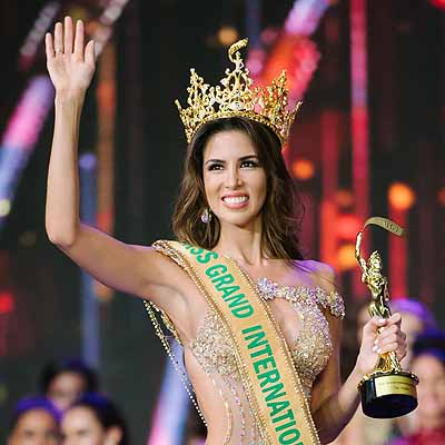 PH bet is 2nd runner-up in Miss Grand Int'l