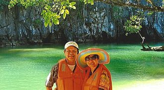 Puerto Princesa Underground River (Part I)
